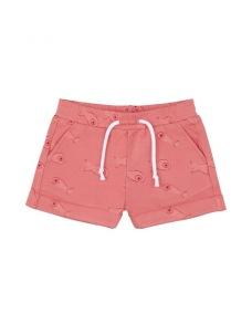 Shorts sugar coral- GOTS bomull 18mån-5år - Shorts rosa 18mån (81cl)