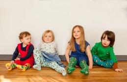Förskolestart barnstrumpbyxor