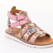 Sandaler till barn rosa