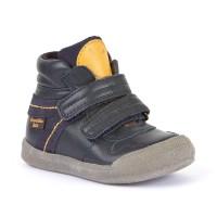Fodrade sneakers - mörkblå (G2110075 stl.20-24)