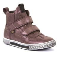 Fodrade sneakers vattentäta - lila (G3110129-5 Stl.25-32)