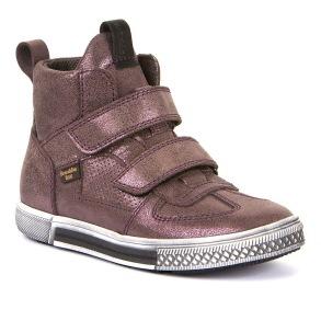 Fodrade sneakers vattentäta - lila (G3110129-5 Stl.25-32) - Vattentätasneakers 25 - 15,7cm