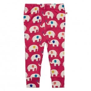 Leggings baby/barn - Elefanter 6-12mån - Legging elefanter 6-12mån