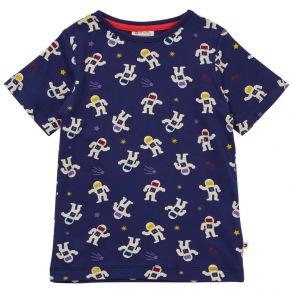 T-shirt för barn - Astronaut 92cl - Astronaut t-shirt 18-24mån 92cl
