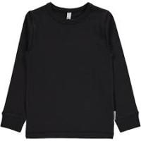 Maxomorra - Långärmad tröja - Svart 122-152cl 2-pack