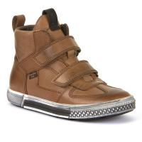 Fodrade sneakers vattentäta - bruna (G3110129-2 Stl.25-32)