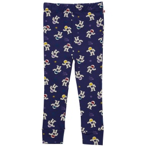 Leggings - Astronaut 6mån-6år - Leggings astronaut 6-12mån  80cl