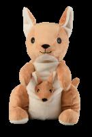 Warmies - Känguru - Värmenalle