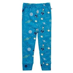 Byxor/leggings - Rymden 2-10år - Leggings barn rymden 2-3år 98cl