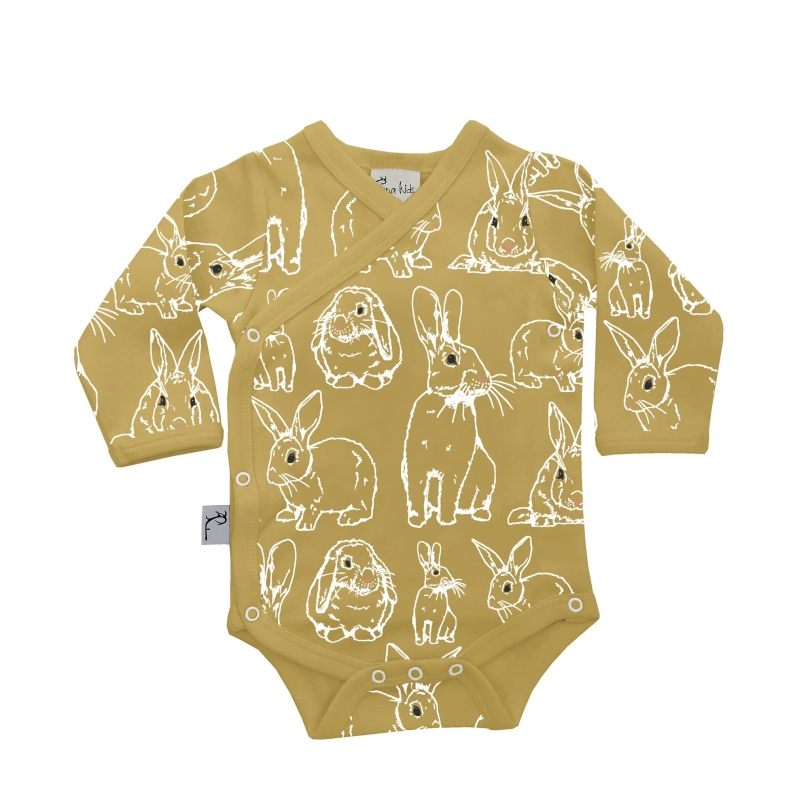 Vårens ekologiska babykläder