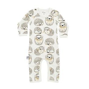 Babypyjamas/lekdräkt - Igelkott 12-18mån - Babypyjamas Igelkottar 12-18mån