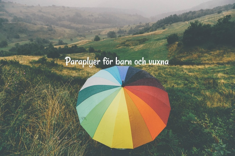 Barnparaplyer