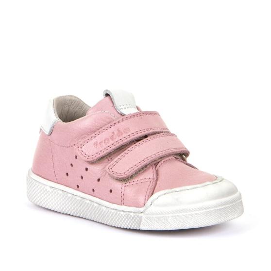Rosa sneakers till barnen