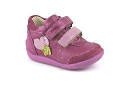 Barnskor rosa sneakers