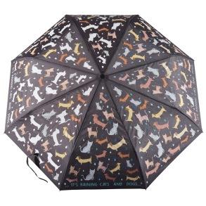 Paraply för större barn - Katter och hundar - Paraply för större barn katter & hundar