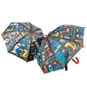 Paraply för barn - Monster - Barnparaply Monster