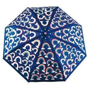 Paraply för större barn - Regnbågar - Barnparaply Regnbågar