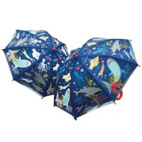 Paraply för barn - Hajar