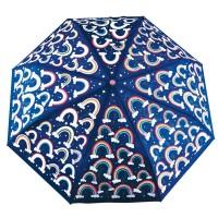 Paraply för större barn - Regnbågar