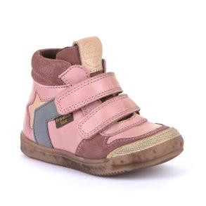 Fodrade sneakers vattentäta - rosa (G2110083-4 Stl.20-25) - Fodrade sneakes rosa 20 - 12cm