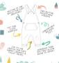 Hängselbyxor i ekologisk bomull - Oasis 12mån-5år