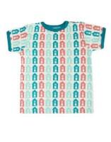 T-shirt kortärmad - Hus - Sture & Lisa 86-98cl