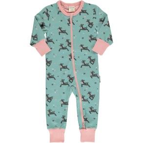 Pyjamas/Rompersuit - Raindear -Maxomorra 50-92cl - Pyjamas maxomorra raindear 50/56cl