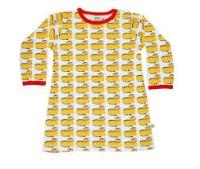 Sture & Lisa - Långärmad T-shirt Tiger - 92cl