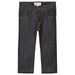 Maxomorra - Jeans Dark Demin Blue - 122-140cl - MaxomorraDark demin Blue 122/128cl