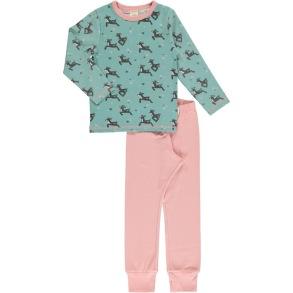 Maxomorra Pyjamas set Raindear 98/104 - Pyjamas set raindear 98/104cl
