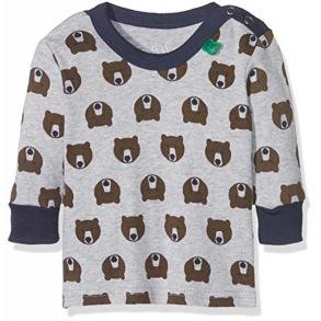 Långärmad T-shirt - Freds World - Bear 128cl - Freds World björn 128cl