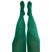 Strumpbyxor Emerald green - Tonår & Vuxna
