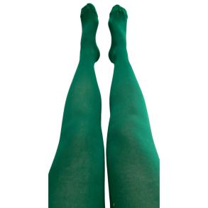 Strumpbyxor Emerald green - Tonår & Vuxna - Strumpbyxor gröna - M/L