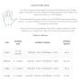 Vantar för barn i lammskinn - Ljusgrå 6mån-8år