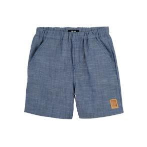 Shorts Deminblå 98-128cl - Shorts deminblå 98cl