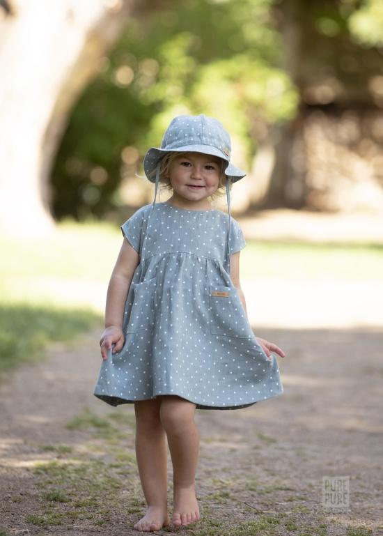 barnkläder i linne