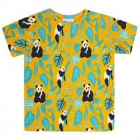 T-shirt Panda 12mån-8år