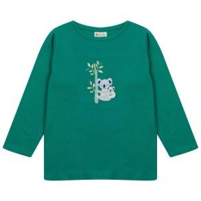 Långärmad tröja barn Koala - 2-6år - Barntröja koala 2-3år 98cl