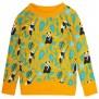 Sweatshirt Panda 2-8år - Sweatshirt panda 7-8år 128cl