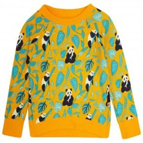 Sweatshirt Panda 2-8år - Sweatshirt panda 2-3år 98cl