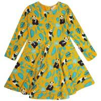 Barnklänning Panda 2-8år