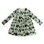 Barnklänning - Pandor - 1-6år - Barnklänning pandor 5-6år