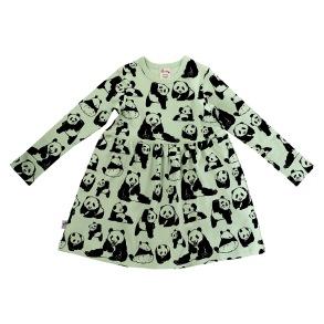 Barnklänning - Pandor - 1-6år - Barnklänning pandor 1-2år