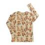 T-shirt barn långärmad - Apa 1-8år - Barntröja Apor 7-8år