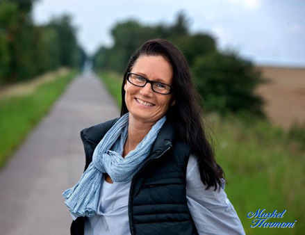 Massageterapeut & regenerationsterapeut Åsa Roslund på Muskel Harmoni i Laholm