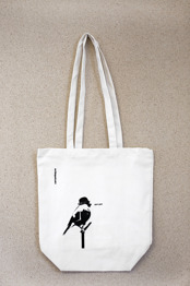 Judge bird bag