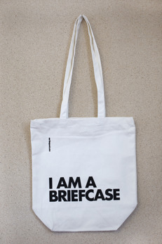 I am a briefcase - I am a briefcase bag
