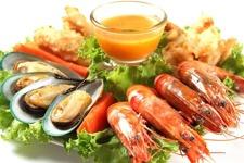 fisk catering räkor göteborg