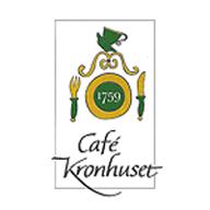 Festlokal i historisk miljö, Café Kronhuset