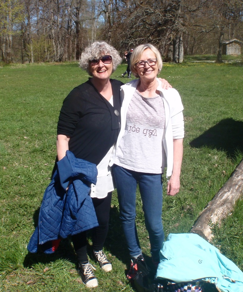 Ingela Palm & Ewa-Britt Filipsson